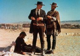 Für ein paar Dollar mehr - Lee Van Cleef und Clint Eastwood