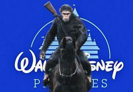Planet der Affen bei Walt Disney