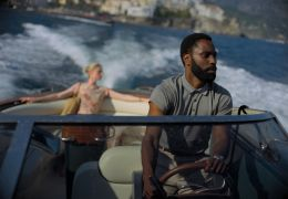 Tenet - Elizabeth Debicki und John David Washington