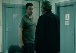 Das Bourne Ultimatum - Matt Damon und Albert Finney