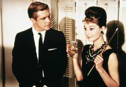 Frühstück bei Tiffany - George Peppard und Audrey Hepburn