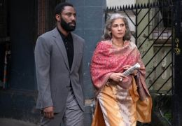 Tenet - John David Washington und Dimple Kapadia