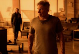 Blade Runner 2049 - Ryan Gosling und Harrison Ford
