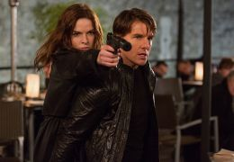 Mission: Impossible - Rogue Nation - Rebecca Ferguson...ruise