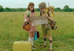 Moonrise Kingdom - Kara Hayward und Jared Gilman