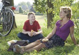 Der Junge mit dem Fahrrad - Thomas Doret und Cecile...rance