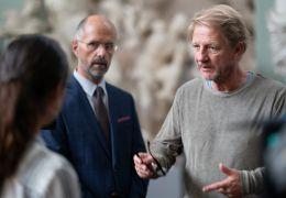 Contra - Regisseur Sönke Wortmann und Christoph Maria...m Set