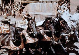 Ben Hur - Charlton Heston und Stephen Boyd