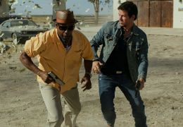 2 Guns - Bobby (Denzel Washington, l.) und Stig (Mark..., r.)