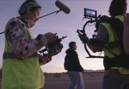 Nomadland - Regisseurin Chloe Zhao und Frances McDormand