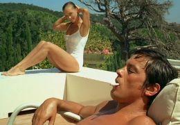 Der Swimmingpool - Romy Schneider und Alain Delon