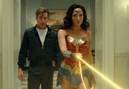 Wonder Woman 1984 - Chris Pine und Gal Gadot