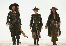 Pirates of the Caribbean - Am Ende der Welt - Captain...Depp)
