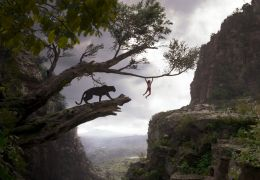 The Jungle Book - Bagheera und Mowgli (Neel Sethi)