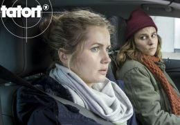 TATORT Rettung so nah - Karin Hanczewski und Cornelia...schel