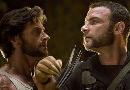 X-Men Origins: Wolverine - Hugh Jackman und Liev Schreiber