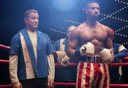 Creed II - Sylvester Stallone und Michael B. Jordan