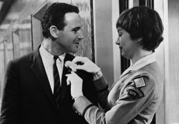 Das Appartement - Jack Lemmon und Shirley MacLaine