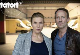 TATORT Macht der Familie - Franziska Weisz und Wotan...hring