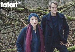 TATORT Wo ist Mike - Dagmar Manzel und Fabian Hinrichs