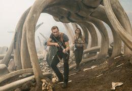 Kong: Skull Island - Tom Hiddleston und Brie Larson