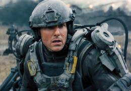 Edge of Tomorrow - Tom Cruise