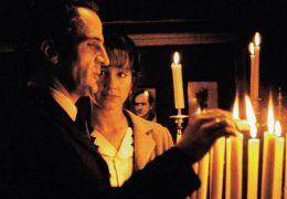 Das grüne Zimmer - Francois Truffaut und Nathalie Baye