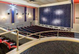 Saal 1 des Kinorama in Unna