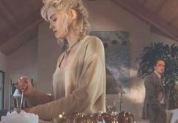 Basic Instinct - Sharon Stone und Michael Douglas