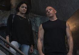 Fast & Furious 9 - Michelle Rodriguez und Vin Diesel