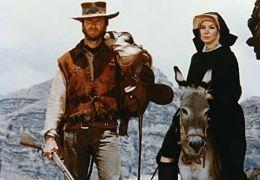 Ein Fressen für die Geier - Clint Eastwood und...cLaine