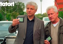 TATORT Allmächtig - Udo Wachtveitl und Miroslav Nemec
