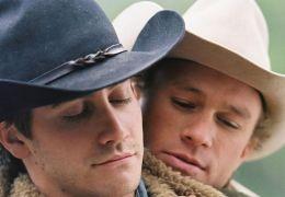 Brokeback Mountain - Jake Gyllenhaal und Heath Ledger