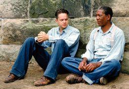 Die Verurteilten - Tim Robbins und Morgan Freeman
