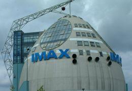 Das IMAX 3D-Kino im Mainfrankenpark bei Würzburg
