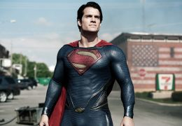 Man of Steel - HENRY CAVILL als Superman