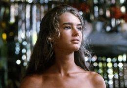 Brooke Shields in 'Die blaue Lagune'