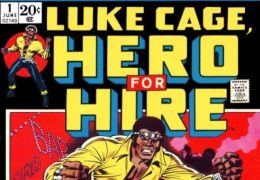 'Luke Cage - Hero for Hire'