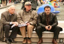 Michel Serrault mit Regisseur Régis Wargnier und...2007)