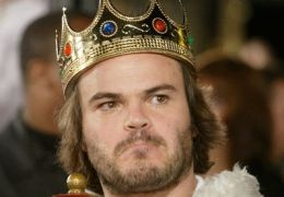 Jack Black in 'Kings of Rock Tenacious D'