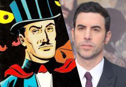 Sacha Baron Cohen soll Mandrake the Magician spielen