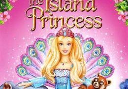 'Barbie as the Island Princess' (DVD Cover)