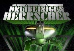 'Die dreibeinigen Herrscher' (DVD Cover)