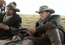 'Open Range': Charley Waite (Kevin Costner) und Boss...riebs