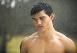 Taylor Lautner in NEW MOON - Biss zur Mittagsstunde