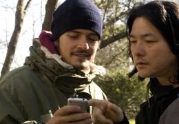 Orlando Bloom und Regisseur Shunji Iwai - 'New York,...You'