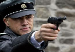 Christoph Waltz in 'Inglourious Basterds'