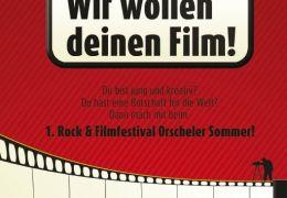 Open Air 'Filmfestival' in Oberursel/Ts