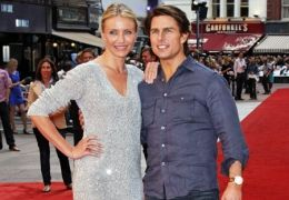 Cameron Diaz und Tom Cruise