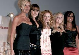 'Spice Girls' - Geri Halliwell, Mel B, Mel C,...unton